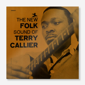 Terry Callier - The New Folk Sound (CD)