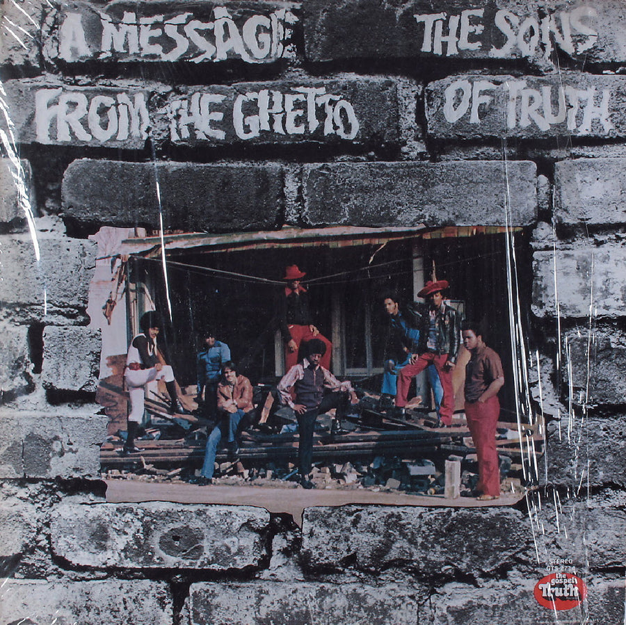 The Sons of Truth - A Message From the Ghetto (180g LP, Made in Memphis Vinyl Series)