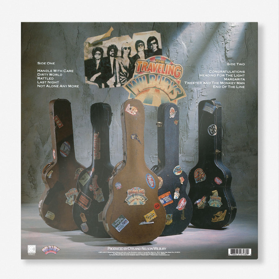 The Traveling Wilburys Vol. 1 (30th Anniversary Picture Disc) [PRE-ORDER]