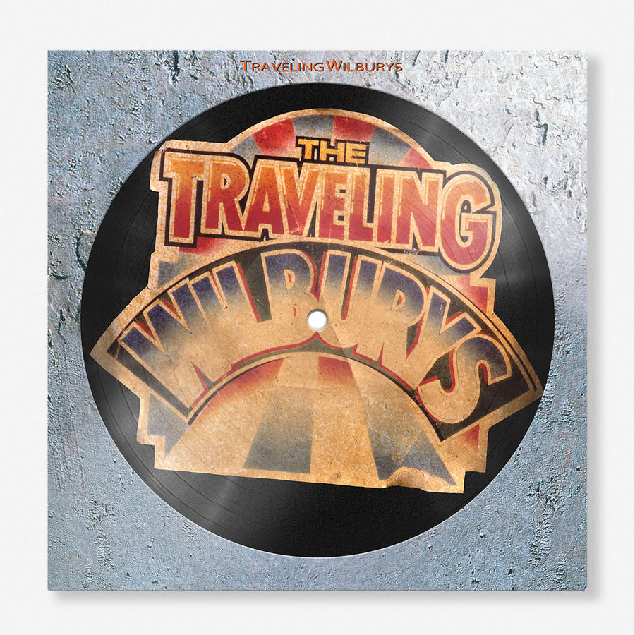 The Traveling Wilburys Vol 1 30th Anniversary Picture