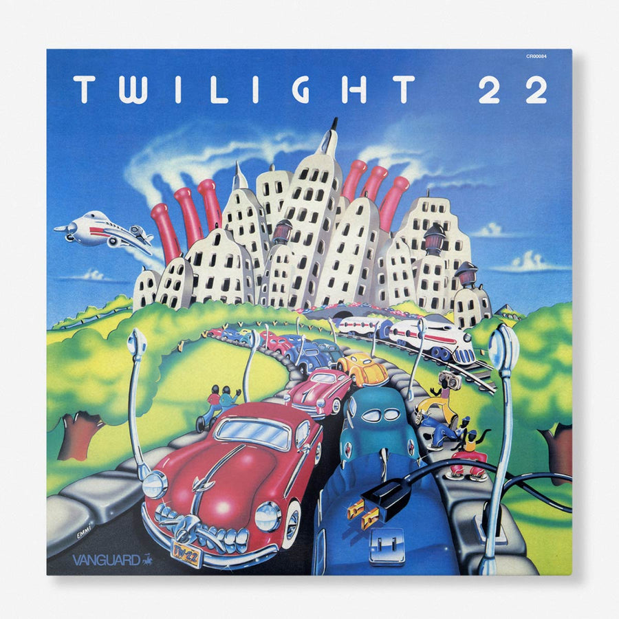 Twilight 22 - Twilight 22 (LP)