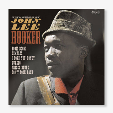 John Lee Hooker - Two Sides of John Lee Hooker (LP)