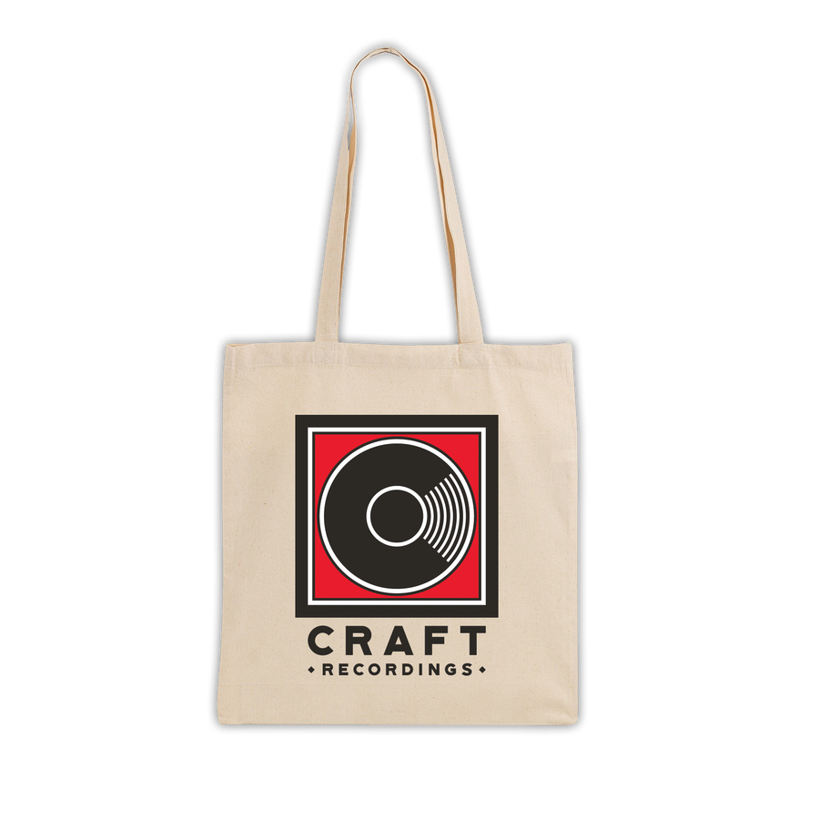 Craft Recordings Tote Bag
