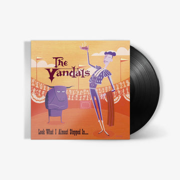 The Vandals - Look What I Almost Stepped In... (LP)
