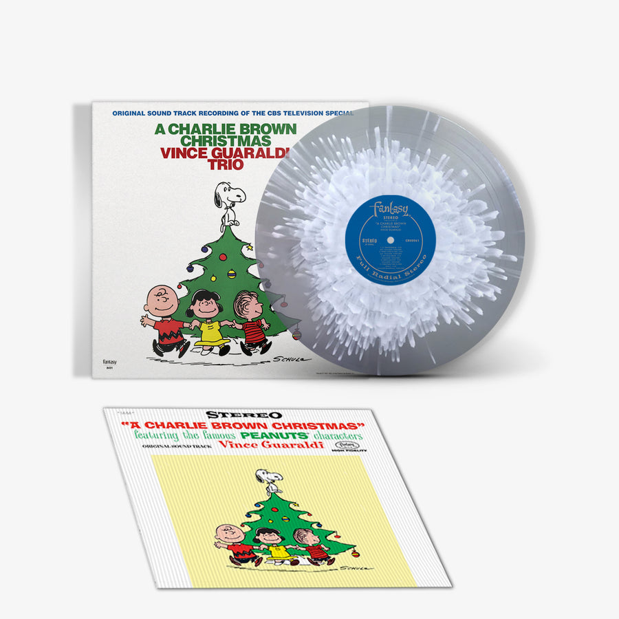 Vince Guaraldi Trio - A Charlie Brown Christmas (Snowball - Craft Exclusive LP) [PRE-ORDER]