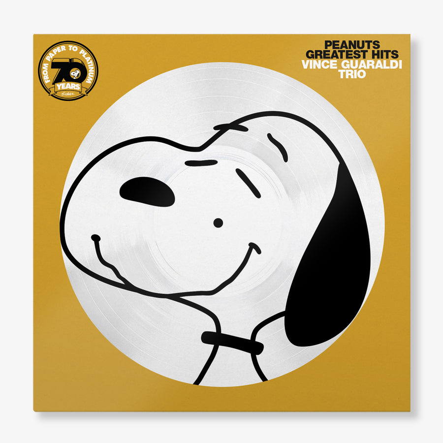 Vince Guaraldi Trio - Peanuts Greatest Hits 70th Anniversary Edition (Picture Disc)