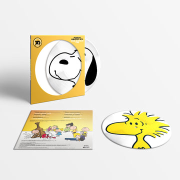 Vince Guaraldi Trio - Peanuts Greatest Hits 70th Anniversary Edition (Picture Disc) [PRE-ORDER]