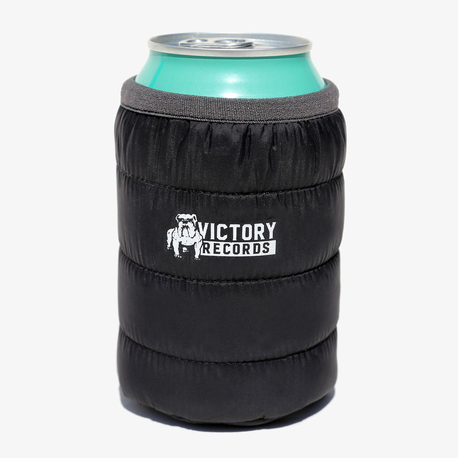 Victory Records Puffer Koozie