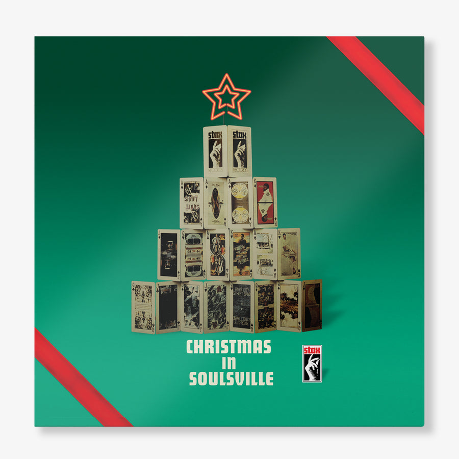 Various Artists - Christmas In Soulsville (LP)