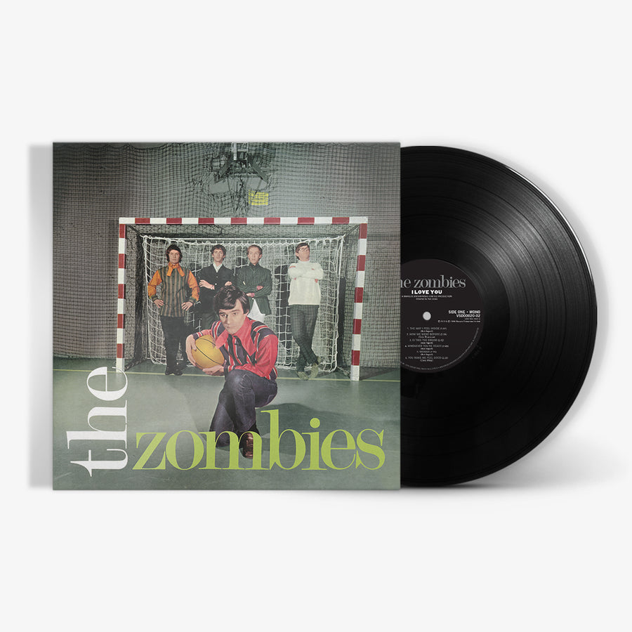 The Zombies - R.I.P. / I Love You / The Zombies (3-LP Bundle)
