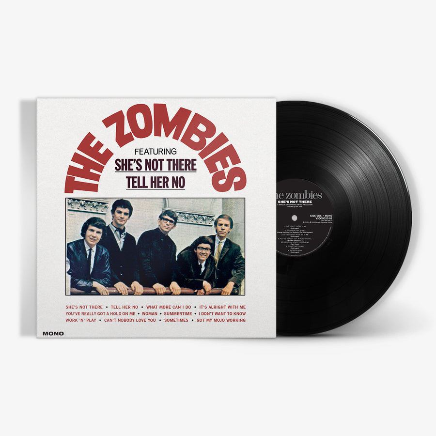 The Zombies - R.I.P. / I Love You / The Zombies (3-LP Bundle) [PRE-ORDER]