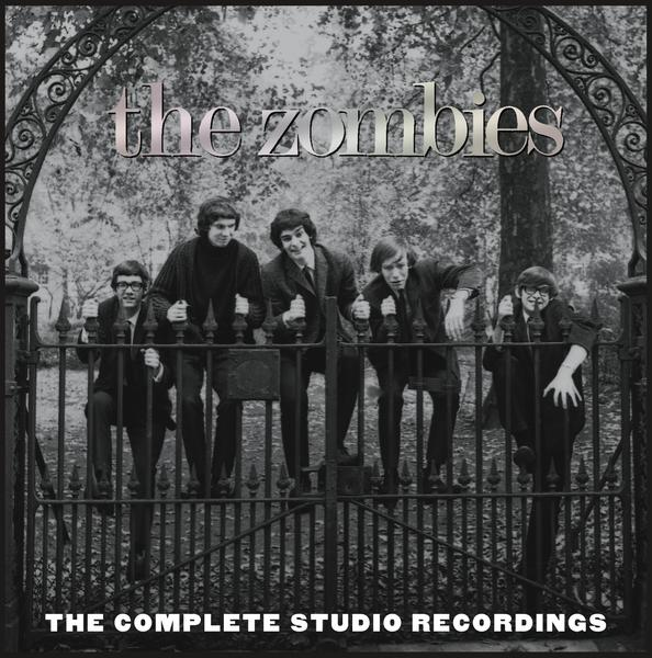 The Zombies - Complete Studio Recordings (5-LP Box Set)