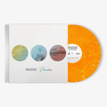Broadside - Paradise (Yellow Marble Vinyl)