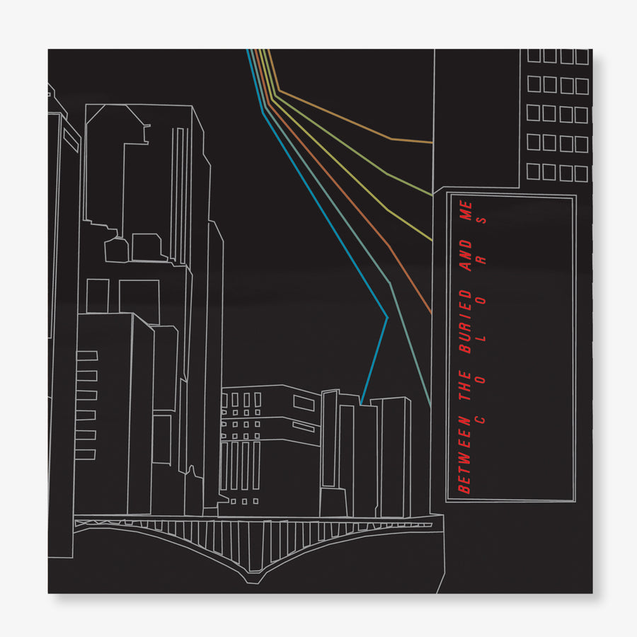 Between The Buried and Me - Colors (2-LP)