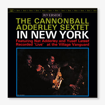The Cannonball Adderley Sextet - In New York (LP)