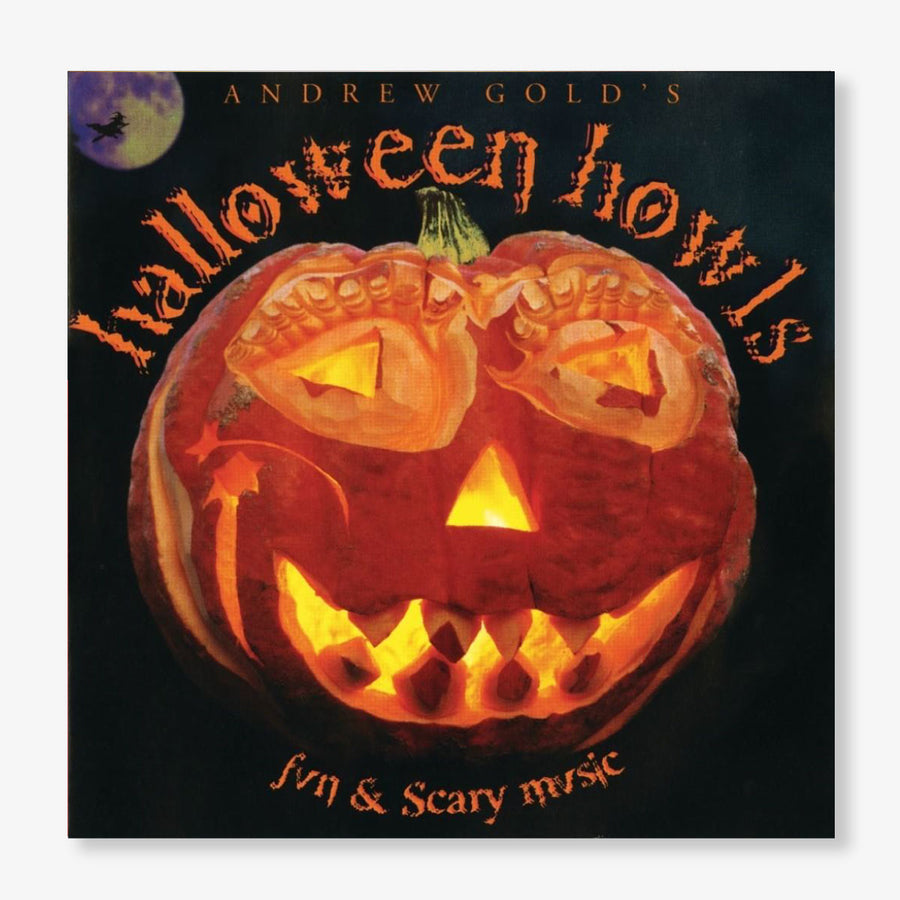 Andrew Gold & Friends - Halloween Howls: Fun & Scary Music