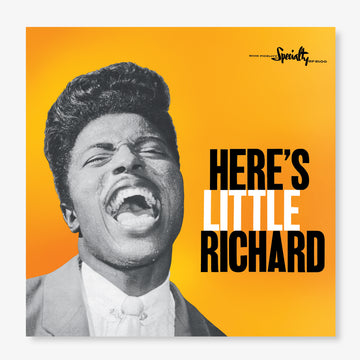 Little Richard - Here's Little Richard (LP)