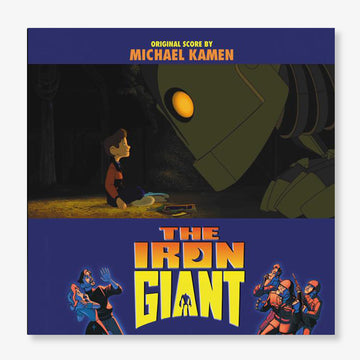 Michael Kamen - The Iron Giant (Booksamillion-Exclusive LP)
