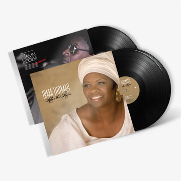 Irma Thomas - After The Rain, plus James Booker - Classified (LP Bundle)