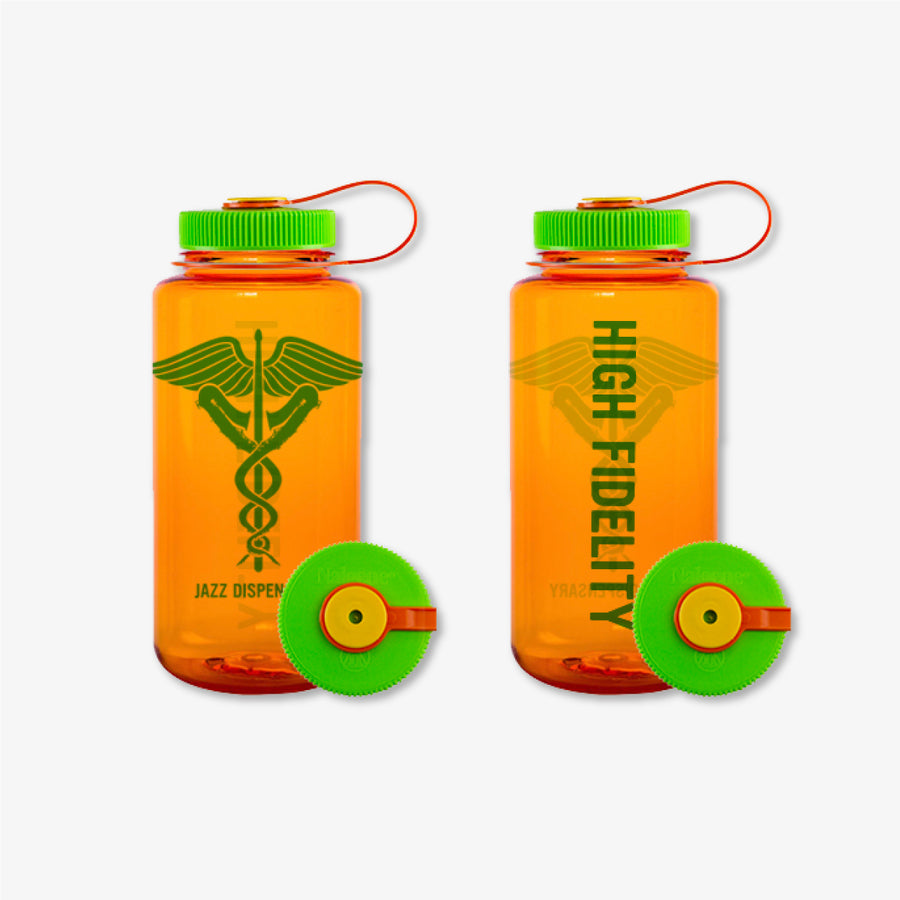 Jazz Dispensary Nalgene Water Bottle