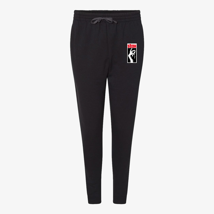 "Stax ""Classic Snap"" Sweatpants (Black)"