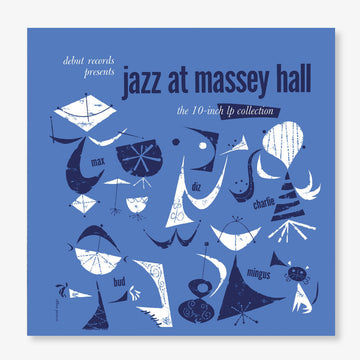 Jazz At Massey Hall: The 10-Inch LP Collection (Box Set)