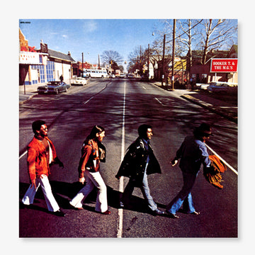 Booker T. and the M.G.'s - McLemore Avenue (LP)