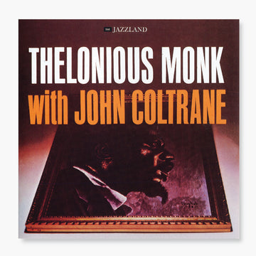 Thelonious Monk with John Coltrane (LP)