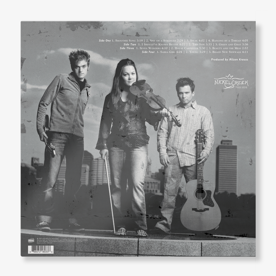 Nickel Creek - This Side (180g 2-LP)