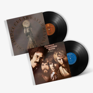 Creedence Clearwater Revival - Pendulum & Mardi Gras (Half-Speed Master 2-LP Bundle)