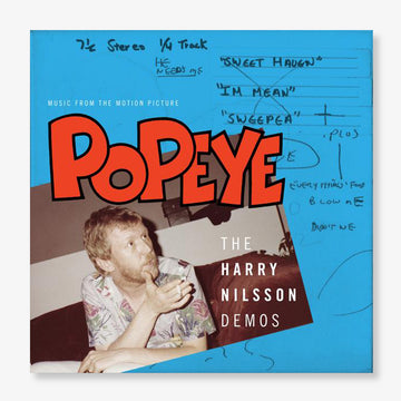 Popeye: Music from the Motion Picture - The Harry Nilsson Demos (Indie-Exclusive LP)