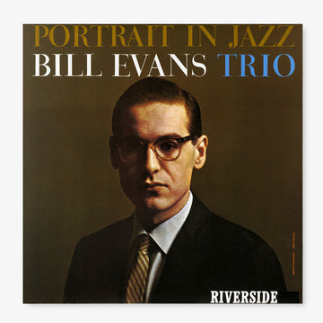 Bill Evans Trio - Portraits of Jazz (Newbury Comics Exclusive / Light Blue Vinyl)