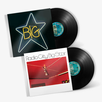 Big Star - Radio City & #1 Record Bundle (180g LP)