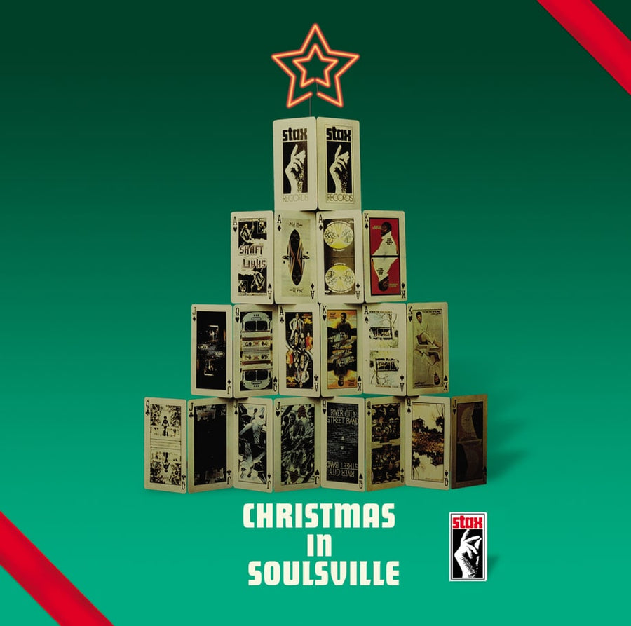 Various Artists - Christmas In Soulsville (CD)