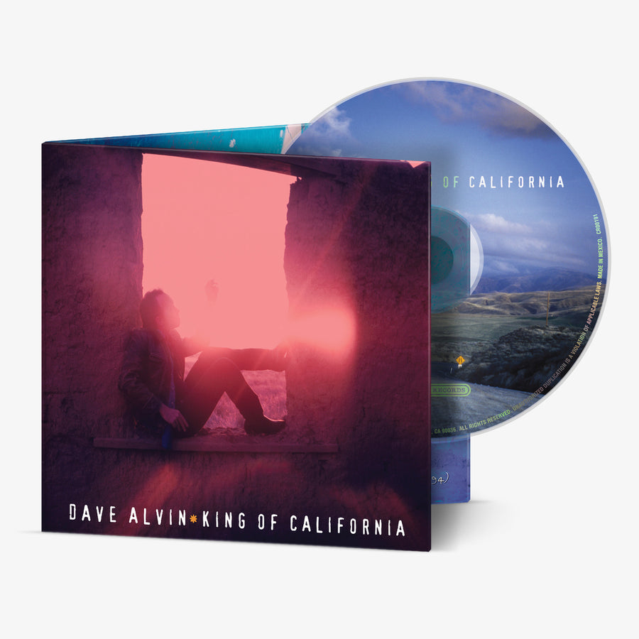 Dave Alvin - King of California (CD)