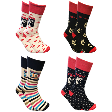 Stax Socks (Various Designs)