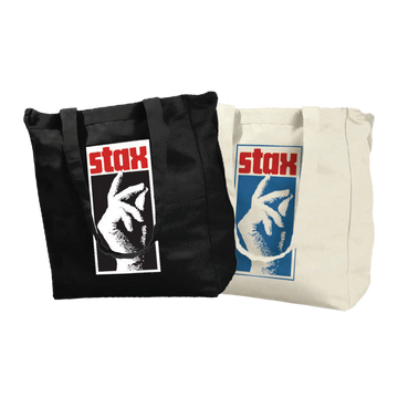 Stax Heavyweight Canvas Tote