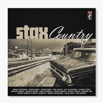 Stax Country (LP)