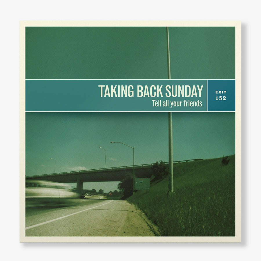 Taking Back Sunday - Tell All Your Friends (Remastered LP)
