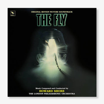 Howard Shore - The Fly (Original Motion Picture Soundtrack) (Green LP)