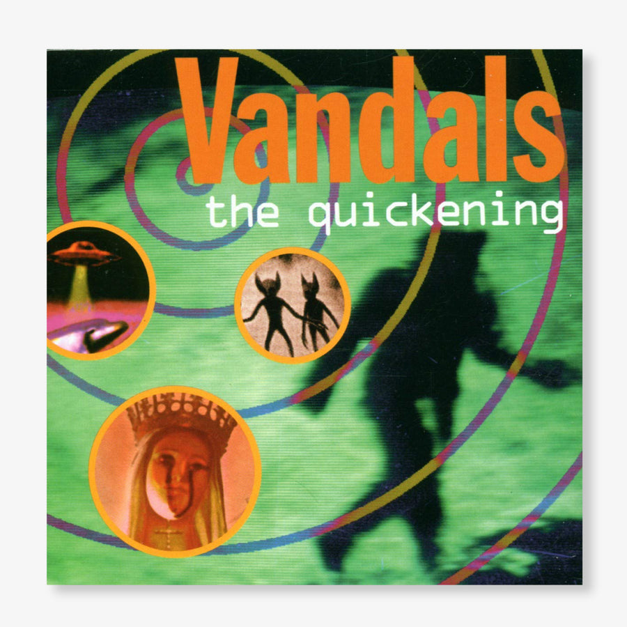 The Vandals - The Quickening (LP)