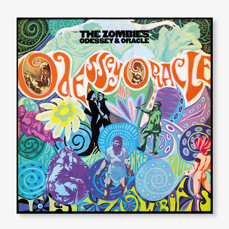 The Zombies - Odessey & Oracle (LP)