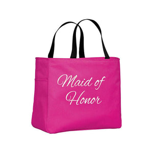 Maid of Honor Tote - SimplyNameIt