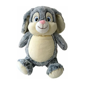 Bunny with Embroidered Name or Birth Stats