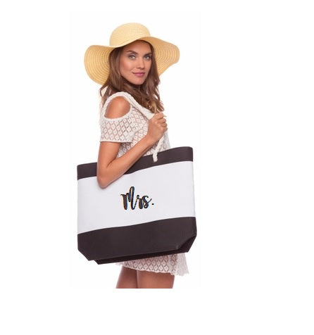 Personalized Beach Bag - SimplyNameIt