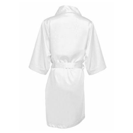 Flower Girl Robe - Blank - SimplyNameIt