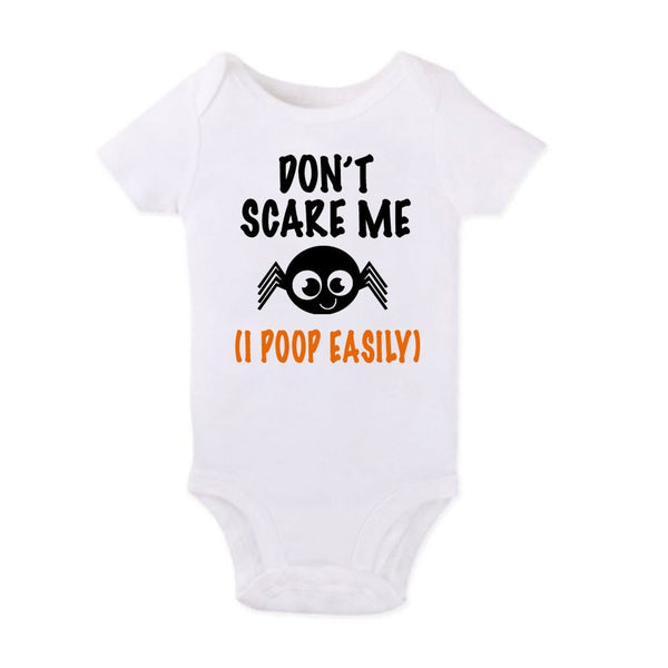 Don't Scare Me - Halloween Onesie - SimplyNameIt