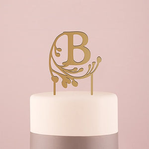 Fairytale Monogram Cake topper - SimplyNameIt