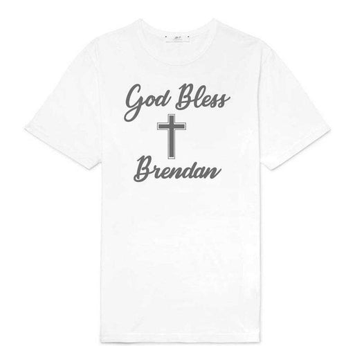 Baptism Shirt - SimplyNameIt