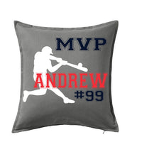 Baseball Pillow - SimplyNameIt
